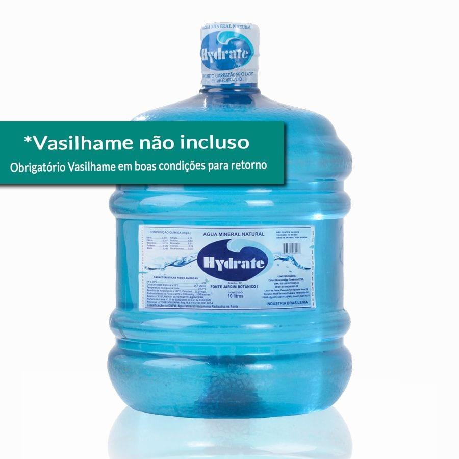 Gal o de gua mineral 10 litros sem vasilhame gua for Impermeabilizante para estanques de agua