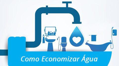 Dicas de como economizar água