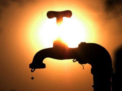 Racionamento de água no DF